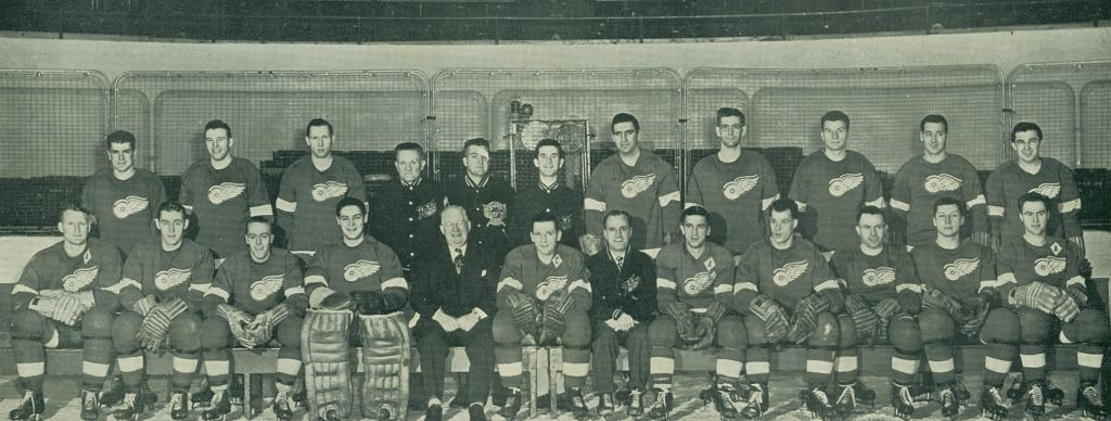 Detroit Red Wings 1951